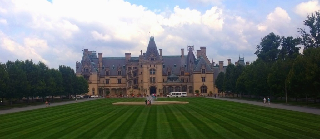 Biltmore Estates: Largest privately owned estate in America